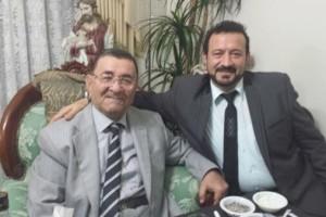 وداعا عمي العزيز ناصر يونس يوسف ابو زوجتي الغالية سوزان.