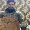"""الموصل.. عامل بناء يعثر على لوح أثري يعود إلى الحقبة الآشورية، ومختص في الاثار يقول بانها من بقايا مدينة تربيصو """" TARBISU"""" الآشورية (صور)"""