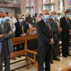 مشاركة النائب يونادم كنا في قداس عيد القيامة المجيد حسب التقويم الشرقي القديم وتقديم التهاني بالمناسبة في بغداد (صور)