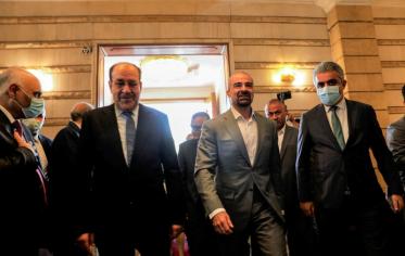 حزب الطالباني يختار التحالف منفردا مع الميليشيات في بغداد لخدمة مصالح إيران