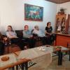 محاضرة التي أقامتها أكاديمية الرونق الدولية للتنمية والتطوير بالتعاون مع فرع بغداد لاتحاد النساء الاشوري